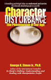 Character Disturbance - Dr. George Simon