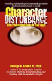 Character Disturbance - Dr. George Simon